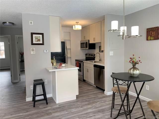 5995 E Iliff Avenue #207, Denver, CO 80222 (#6167410) :: Bring Home Denver with Keller Williams Downtown Realty LLC