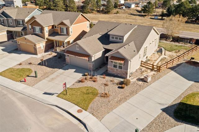 17493 Leisure Lake Drive, Monument, CO 80132 (#6167550) :: HomePopper