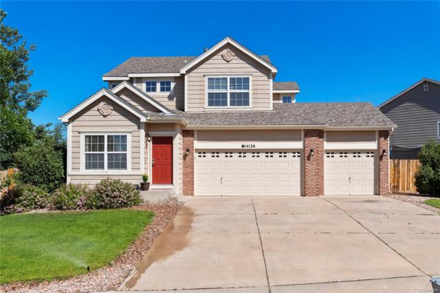 14126 Petrel Drive, Colorado Springs, CO 80921 (MLS #6167992) :: 8z Real Estate