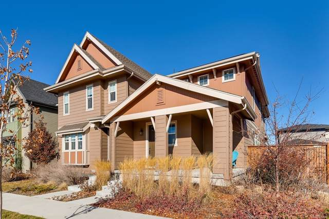 9305 E Prairie Meadow Drive, Denver, CO 80238 (#6168249) :: The Healey Group
