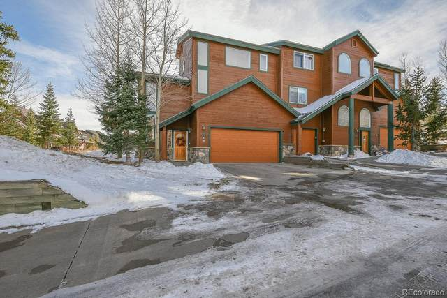 77 Fox Hollow Lane 7A, Silverthorne, CO 80498 (MLS #6168493) :: 8z Real Estate