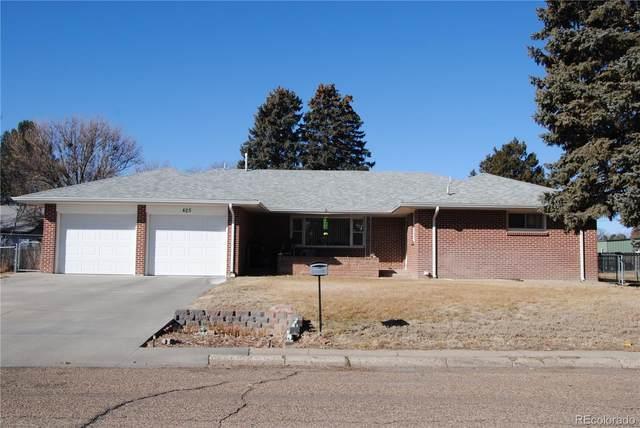 425 7th Street, Burlington, CO 80807 (MLS #6169242) :: 8z Real Estate