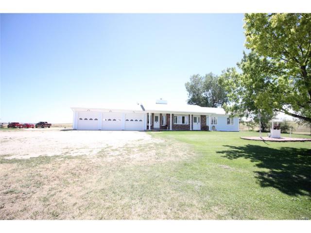 51550 E 32nd Avenue, Bennett, CO 80102 (MLS #6169450) :: 8z Real Estate