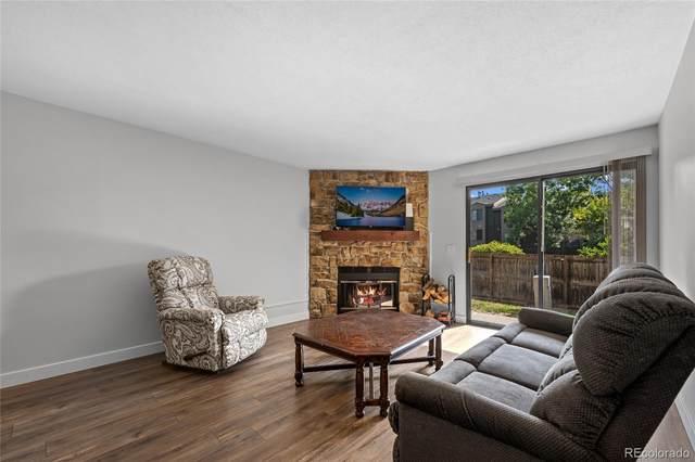 218 Wright Street #104, Lakewood, CO 80228 (#6169568) :: milehimodern