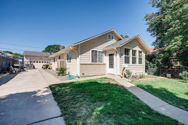75 S Lowell Boulevard, Denver, CO 80219 (MLS #6169585) :: 8z Real Estate