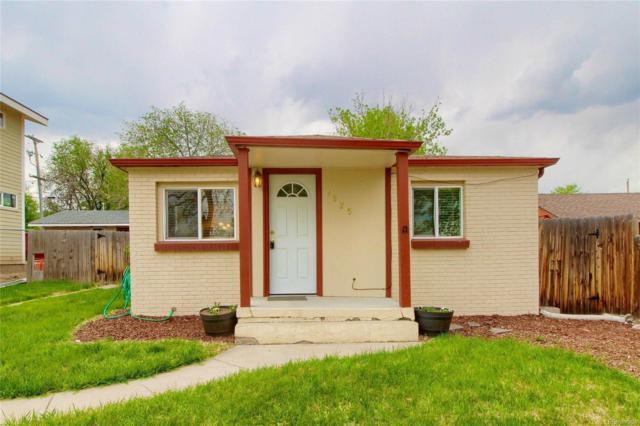 1925 Jay Street, Lakewood, CO 80214 (MLS #6170208) :: 8z Real Estate