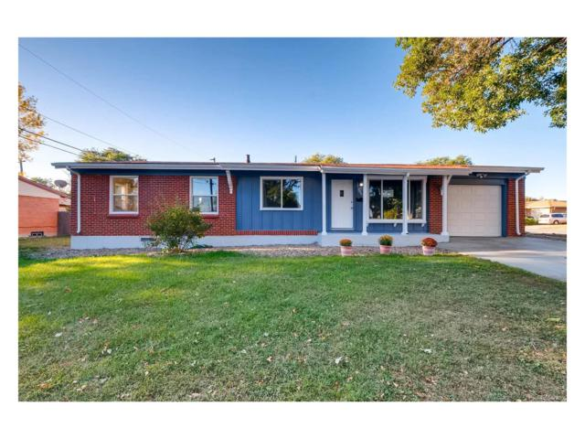 5082 W 65th Place, Arvada, CO 80003 (#6170452) :: The Galo Garrido Group