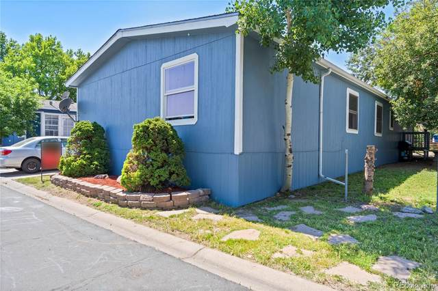 860 W 132nd Avenue #367, Westminster, CO 80234 (#6170651) :: Wisdom Real Estate