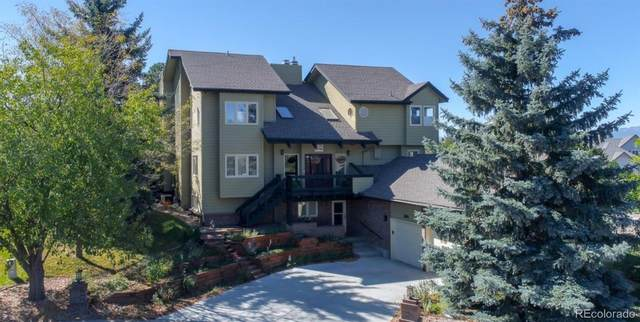 204 Cheney Place, Castle Rock, CO 80104 (#6170691) :: Chateaux Realty Group