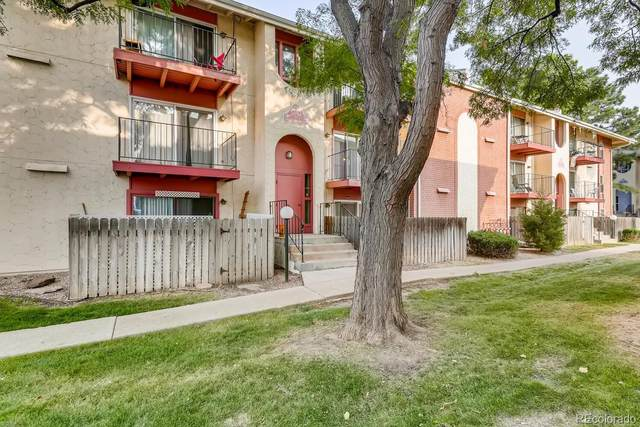 12133 Melody Drive #204, Westminster, CO 80234 (#6170851) :: Compass Colorado Realty