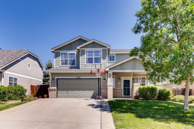 5705 E Monument Drive, Castle Rock, CO 80104 (MLS #6171355) :: 8z Real Estate