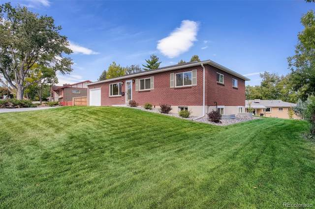 12223 W Maryland Drive, Lakewood, CO 80228 (#6171359) :: The DeGrood Team