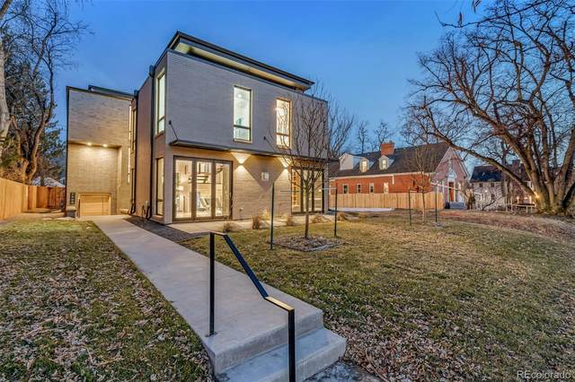 2266 S Columbine Street, Denver, CO 80210 (#6171906) :: Stephanie Fryncko | Keller Williams Integrity