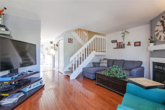 9664 W Chatfield Avenue C, Littleton, CO 80128 (#6171990) :: The Peak Properties Group
