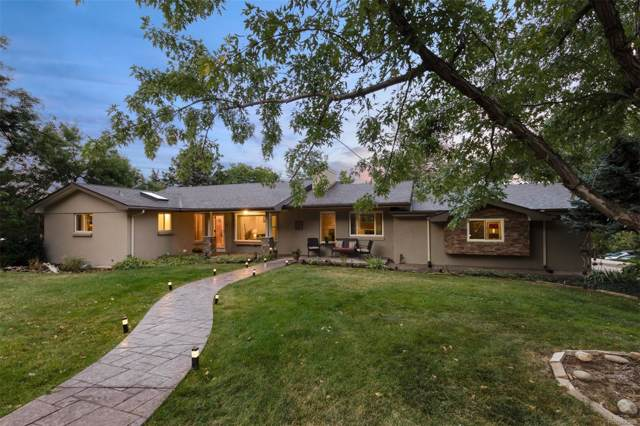 14095 Foothill Circle, Golden, CO 80401 (#6172301) :: Arnie Stein Team | RE/MAX Masters Millennium
