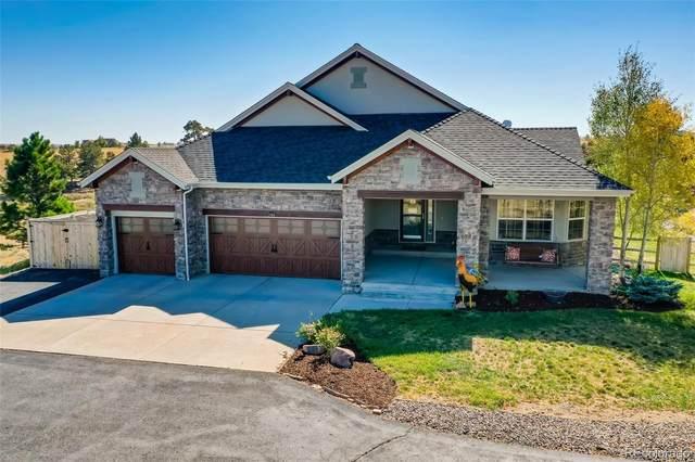 2486 Antelope Ridge Trail, Parker, CO 80138 (MLS #6172926) :: 8z Real Estate