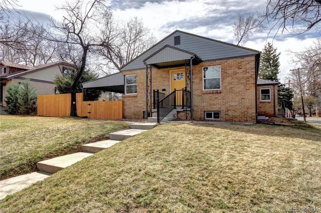 4806 E 19th Avenue, Denver, CO 80220 (#6173235) :: Venterra Real Estate LLC
