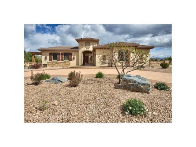 498 Escondido Circle, Grand Junction, CO 81507 (MLS #6173394) :: 8z Real Estate