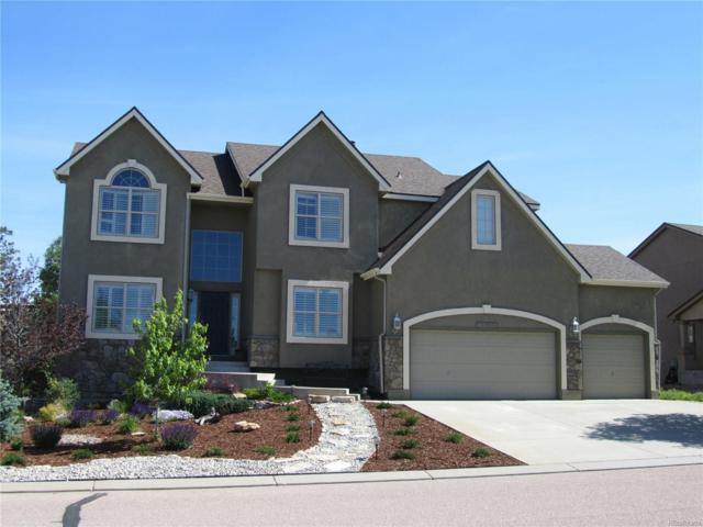 1364 Oakmont Drive, Colorado Springs, CO 80921 (MLS #6174157) :: 8z Real Estate