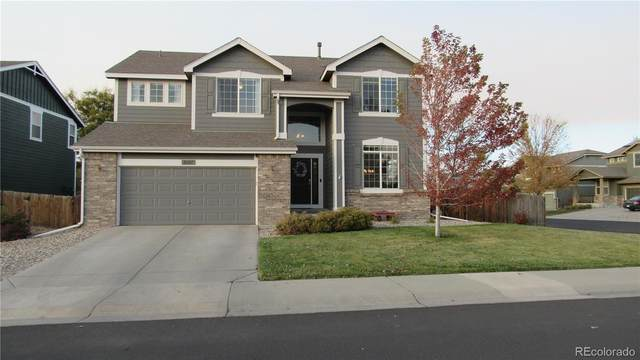 2647 White Wing Rd Road, Johnstown, CO 80534 (#6174345) :: iHomes Colorado