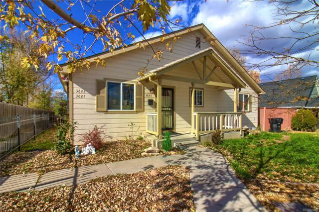 3625 Milwaukee Street, Denver, CO 80205 (#6174623) :: The Heyl Group at Keller Williams