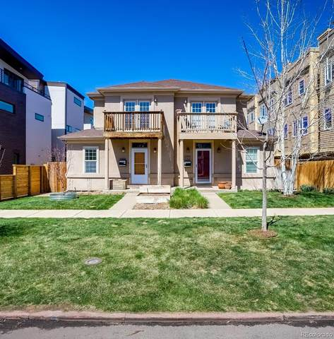 2931 Lawrence Street, Denver, CO 80205 (#6175091) :: James Crocker Team