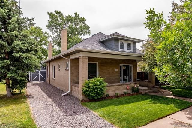 4944 Perry Street, Denver, CO 80212 (#6175244) :: The Peak Properties Group