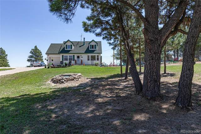 34694 Pine Ridge Circle, Elizabeth, CO 80107 (#6175340) :: Re/Max Structure