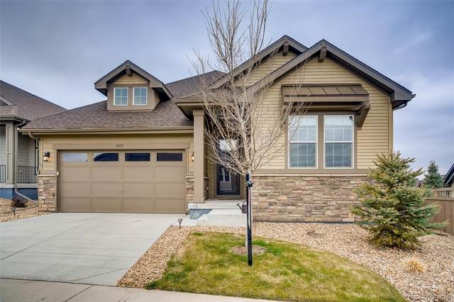 3415 Fitch Street, Castle Rock, CO 80109 (#6176115) :: The HomeSmiths Team - Keller Williams