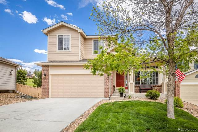 3140 Masters Point, Castle Rock, CO 80104 (#6176246) :: Bring Home Denver with Keller Williams Downtown Realty LLC