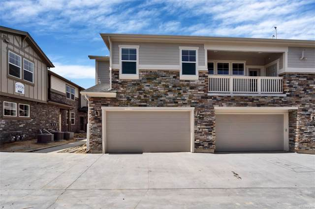 24876 E Calhoun Place C, Aurora, CO 80016 (#6176725) :: The Peak Properties Group