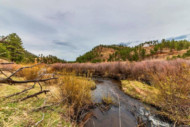 13819 S State Highway 67, Sedalia, CO 80135 (#6177092) :: Colorado Home Realty