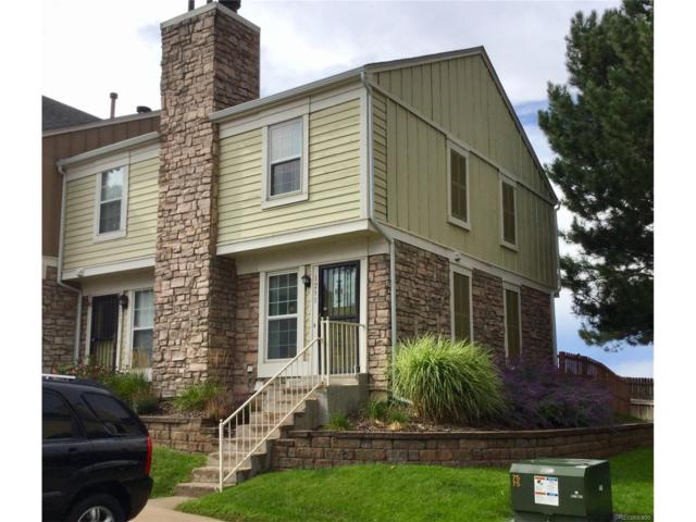 1231 S Idalia Street, Aurora, CO 80017 (MLS #6177414) :: 8z Real Estate