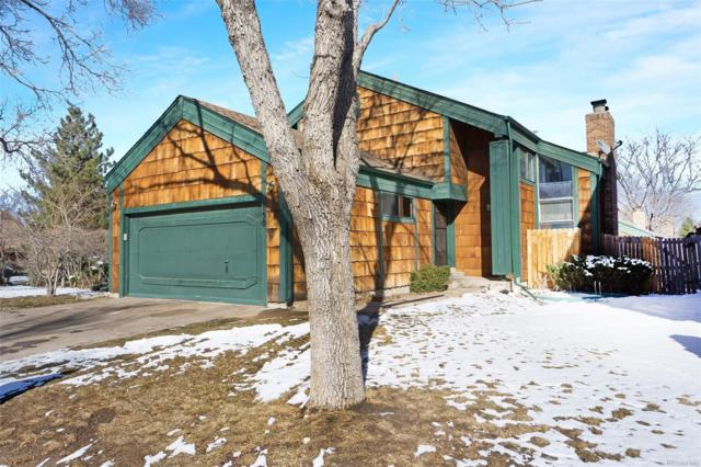 10251 W Ida Avenue #150, Littleton, CO 80127 (#6177705) :: Compass Colorado Realty