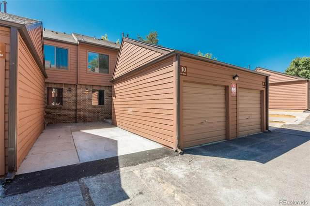 451 Wright Street #10, Lakewood, CO 80228 (MLS #6177735) :: 8z Real Estate