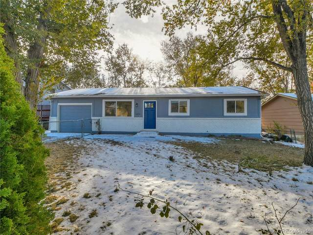 3575 Dogwood Drive, Colorado Springs, CO 80910 (#6177864) :: The Griffith Home Team