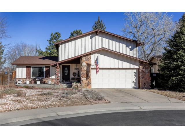 15805 E Oxford Avenue, Aurora, CO 80013 (#6177897) :: The Dixon Group