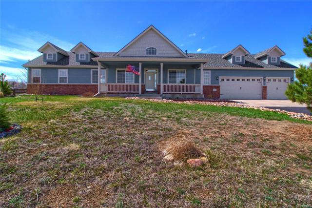 910 Green Gables Court, Bennett, CO 80102 (#6178195) :: The Pete Cook Home Group