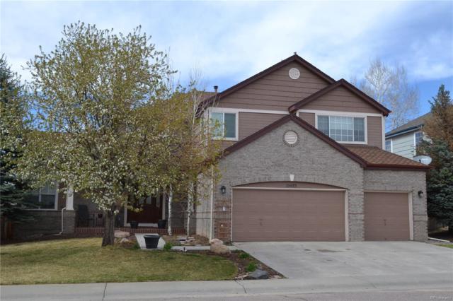 10483 Shorepine Court, Parker, CO 80134 (#6178226) :: House Hunters Colorado