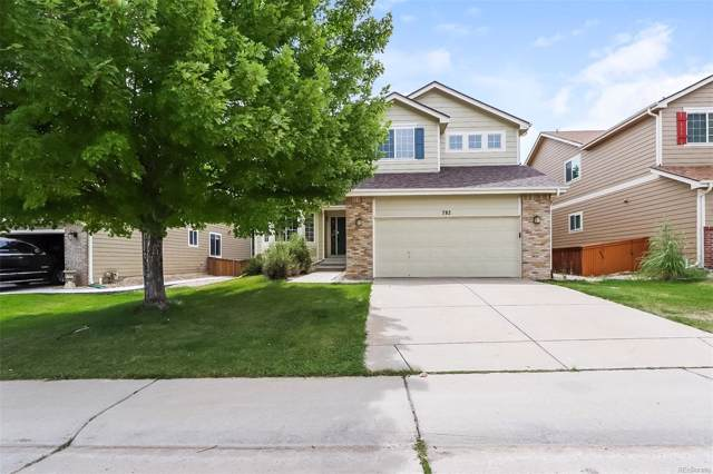 782 English Sparrow Trail, Highlands Ranch, CO 80129 (MLS #6178372) :: 8z Real Estate