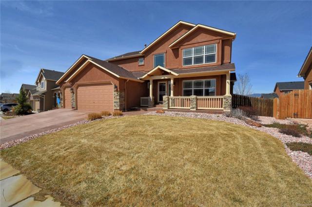 6360 Shooting Iron Way, Colorado Springs, CO 80923 (#6178424) :: The Peak Properties Group