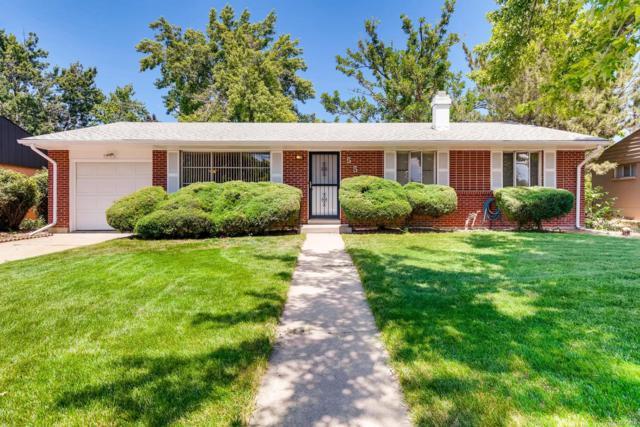 5525 E Exposition Avenue, Denver, CO 80246 (MLS #6178546) :: 8z Real Estate