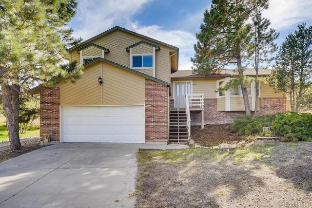 8916 Sunridge Hollow Road, Parker, CO 80134 (MLS #6178689) :: Keller Williams Realty