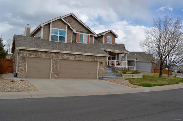 5096 S Olathe Circle, Centennial, CO 80015 (#6178711) :: Compass Colorado Realty