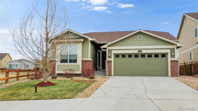 8397 Grasslands Way, Parker, CO 80134 (#6179488) :: The DeGrood Team