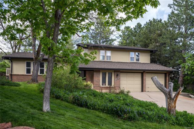 2203 Holyoke Drive, Boulder, CO 80305 (#6179910) :: milehimodern