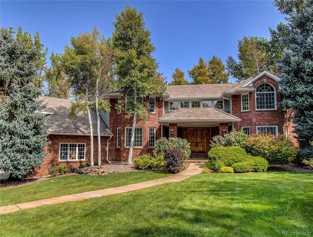 1405 E Green Willow Lane, Greenwood Village, CO 80121 (#6180401) :: The DeGrood Team