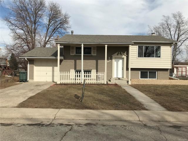 11440 Ogden Street, Northglenn, CO 80233 (MLS #6180503) :: 8z Real Estate