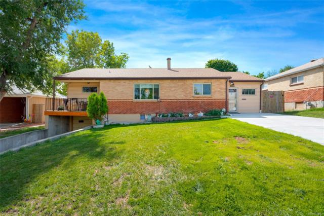 1340 Rowena Street, Thornton, CO 80229 (#6180628) :: The City and Mountains Group