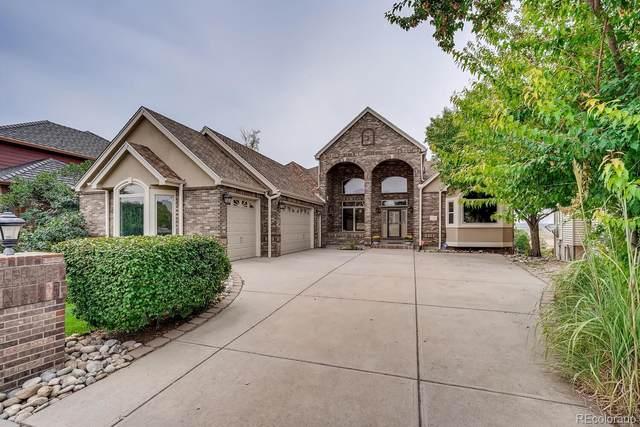13535 Thorncreek Circle, Thornton, CO 80241 (MLS #6180805) :: The Sam Biller Home Team